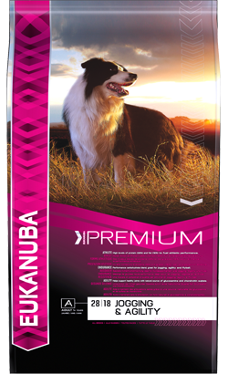 Eukanuba Adult Premium Performance Jogging & Agility | Chicken 15 Kg