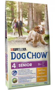 Dog Chow Senior | Chicken 14 kg