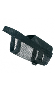 Trixie Muzzle with net insert in Polyester S