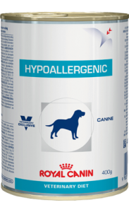 Royal Canin Hypoallergenic Canine | Wet (Lata) 12 X 400 g