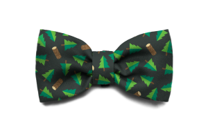 Zee.Dog Bow Tie Woods