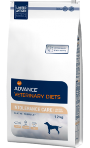 Advance Vet Intolerance Care Canine - Limited Antigen 3 kg