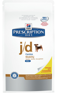 Hills Prescription Diet j/d Canine Mini with Chicken 2 kg