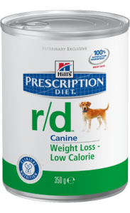 Hills Prescription Diet Canine r/d | Wet (Lata) 2 X 350 g